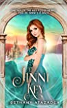 The Jinni Key: A Little Mermaid Retelling (The Stolen Kingdom #2)