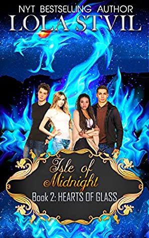 Hearts of Glass (Isle of Midnight, #2)