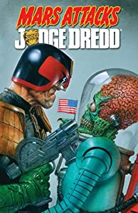 Mars Attacks Judge Dredd