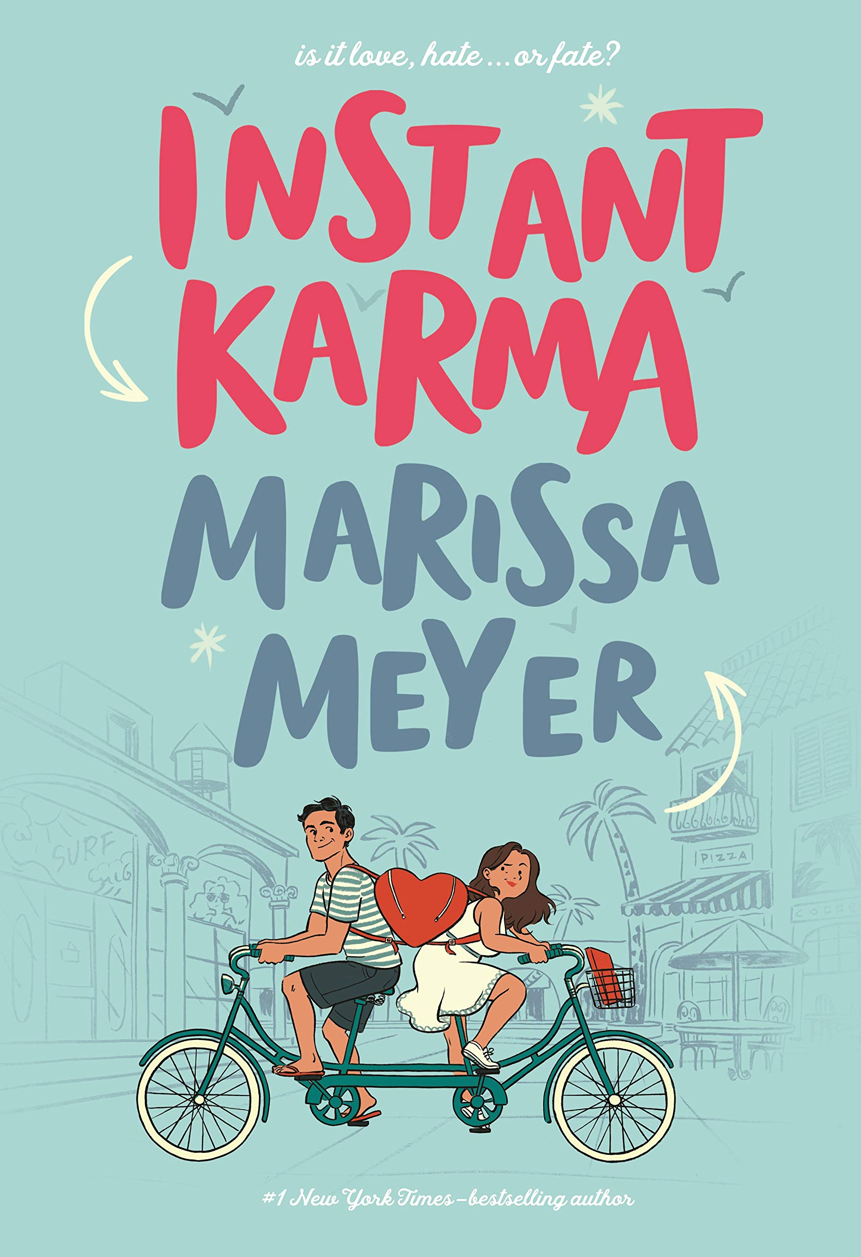 Instant Karma by Marissa Meyer
