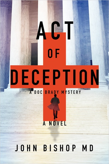 Act of Deception by John      Bishop