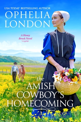 The Amish Cowboy's Homecoming (Honey Brook #2)
