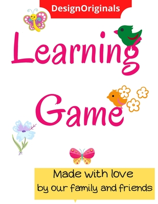 "Learning Game: Learn the alphabet with "" First ABC BooK "", early learning, children's books, the alphabet, the children's book, the picture book, the animal book, the children's book, QuiZ Game"