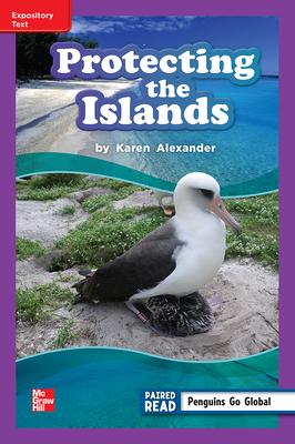 Reading Wonders Leveled Reader Protecting the Islands: Ell Unit 2 Week 4 Grade 3