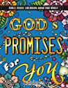 God's Promises For You: Bible Verse Coloring Book For Adult | Color as You Reflect on God's Words to You (Christian coloring book)