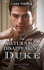 The Return of the Disappearing Duke (Return of the Rogues, #1)