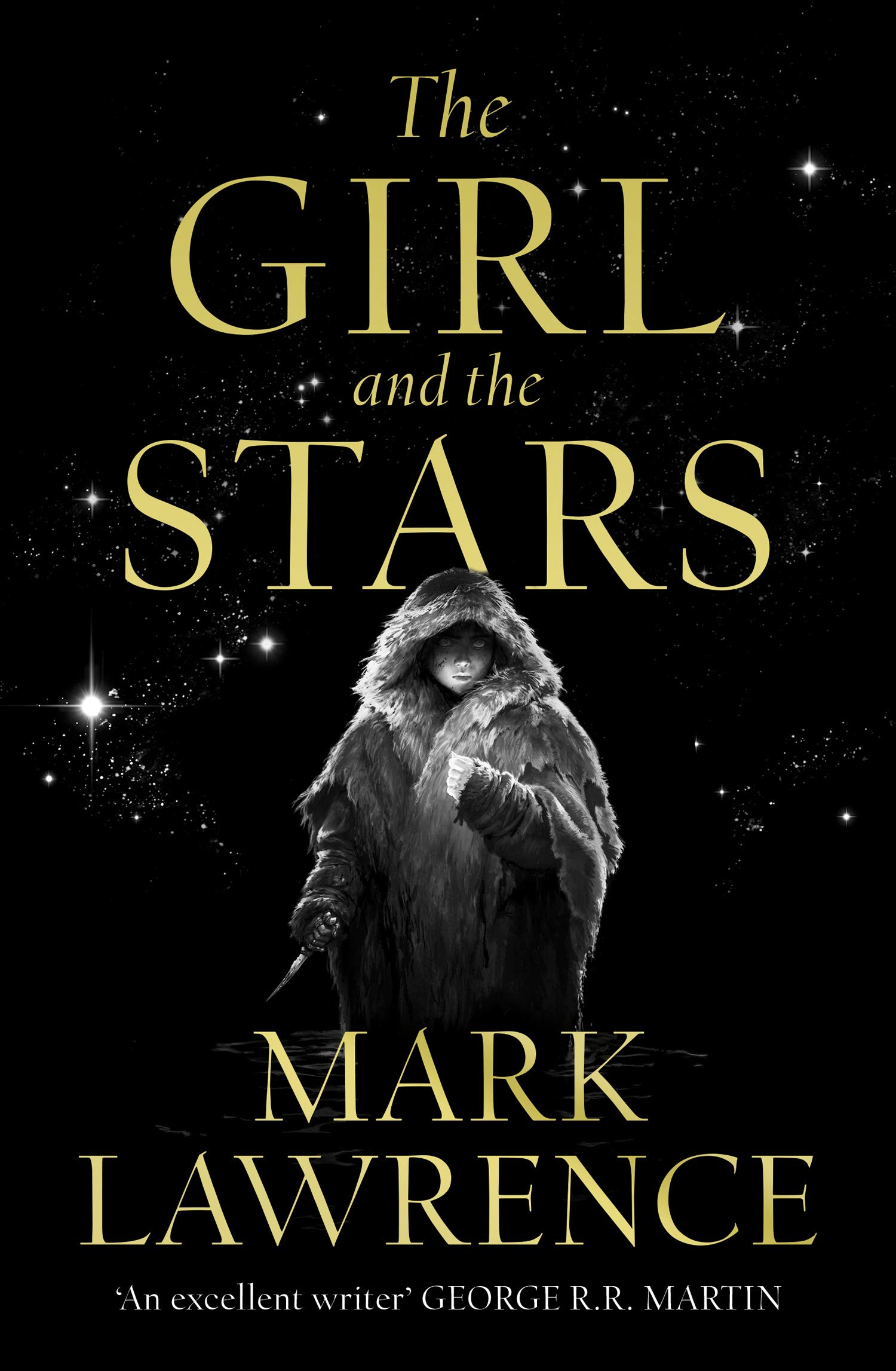 The Girl and the Stars - Mark Lawrence