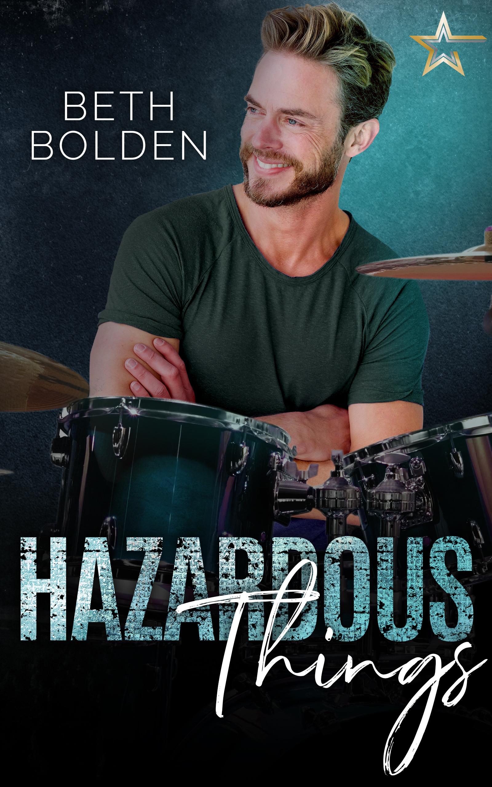 Hazardous Things (Star Shadow #3) by Beth Bolden