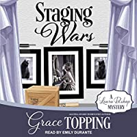 Staging Wars (A Laura Bishop Mystery, #2)