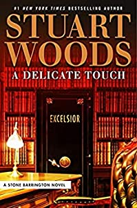 A Delicate Touch (Stone Barrington #48)