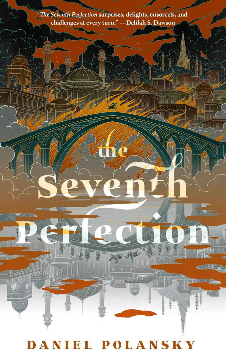 The Seventh Perfection by Daniel Polansky