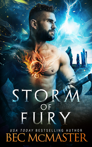 Storm of Fury (Legends of the Storm, #4)