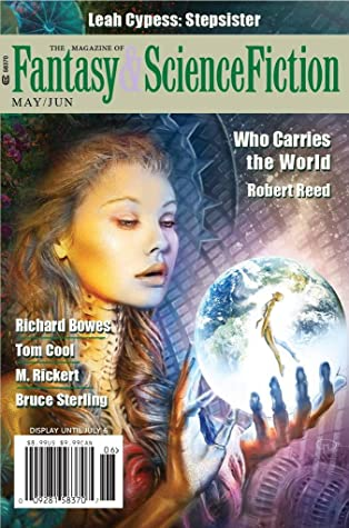 The Magazine of Fantasy & Science Fiction, May/June 2020