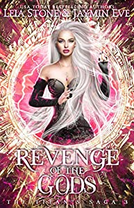 Revenge of The Gods (The Titan's Saga #3)