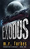 Exodus (Forgotten Starship, #1)