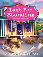 Last Pen Standing (Stationery Shop Mystery #1) (ebook)