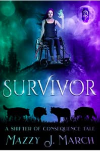 Survivor (Shifters of Consequence, #1)