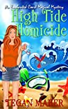 High Tide Homicide (Enchanted Coast Magical Mysteries #4)