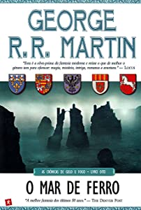 O Mar de Ferro (As Crónicas de Gelo e Fogo, #8)