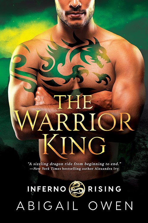 The Warrior King (Inferno Rising #3)