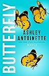 Butterfly 3 by Ashley Antoinette