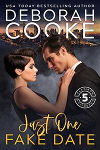 Just One Fake Date (Flatiron Five Fitness 1) - Deborah Cooke