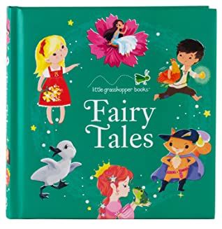 Fairy Tales Treasury (Book  6 Downloadable Apps!)