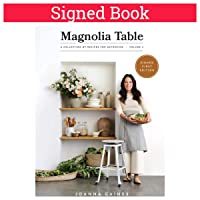 Magnolia Table Volume 2 AUTOGRAPHED / SIGNED BOOK