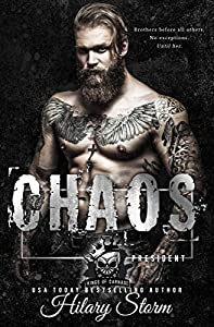 Chaos (Kings of Carnage MC, #1)