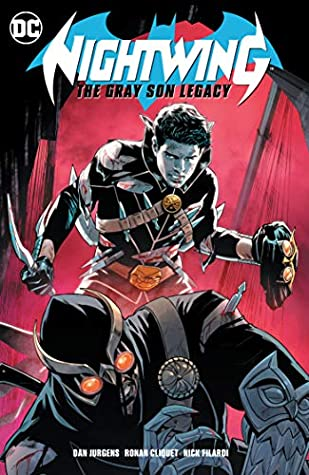Nightwing, Vol. 1: The Gray Son Legacy