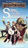 Song Of The Saurials (Forgotten Realms: Finder's Stone, #3)