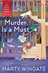 Murder Is a Must (First Edition Library Mystery #2)