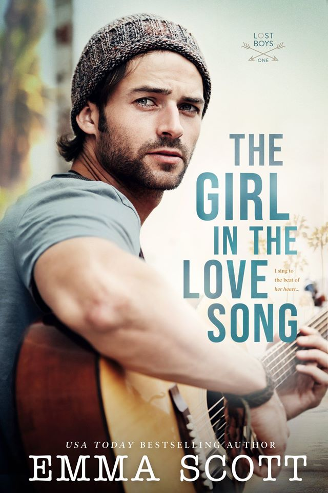 The Girl in the Love Song - Emma Scott