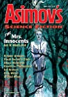 Asimov's Science Fiction, May/June 2020