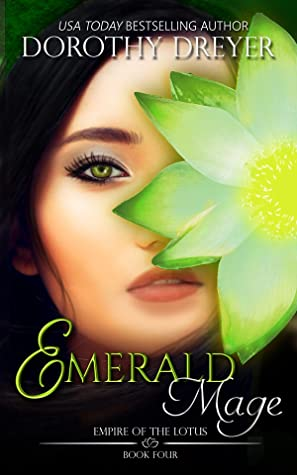 Emerald Mage (Empire of the Lotus, #4)