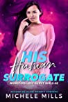 His Human Surrogate (Monsters Love Curvy Girls #2)