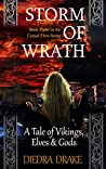 Storm of Wrath: A Tale of Vikings, Elves and Gods (The Cursed Elves Book 3)
