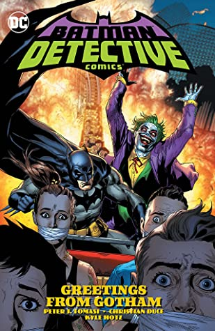 Batman: Detective Comics, Vol. 3: Greetings from Gotham