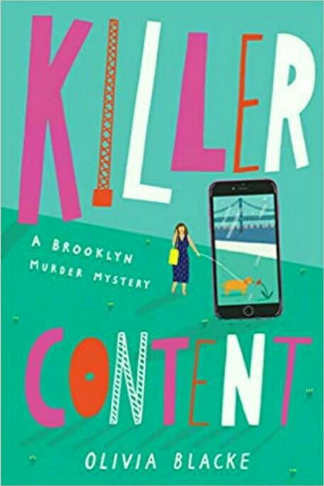 Killer Content (A Brooklyn Murder Mystery #1)