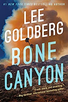 Bone Canyon (Eve Ronin, #2)