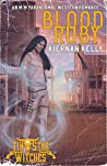 Blood Ruby (Tin Star Witches: The Witches of Ruby Gulch, #4)