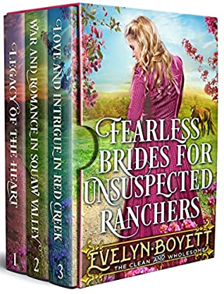 Fearless Brides For Unsuspected Ranchers Box Set