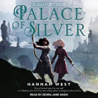 Palace of Silver (Nissera Chronicles, #3)