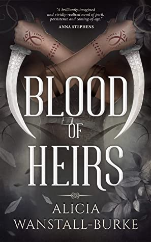 Blood of Heirs (The Coraidic Sagas #1)