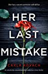 Her Last Mistake (Detective Gina Harte, #6)