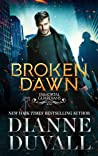 Broken Dawn (Immortal Guardians, #10)