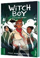 Midvinterhäxan (Witch Boy, #3)