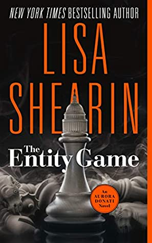 The Entity Game (Aurora Donati, #1)