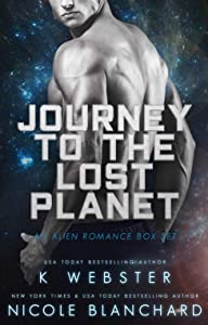 Journey to the Lost Planet (Mortuus #1; Lost Planet #1-3)
