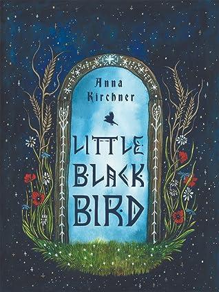 little black bird by anna kirchner
